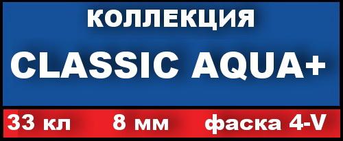 Classic AQUA, 33кл, 8мм, 4V