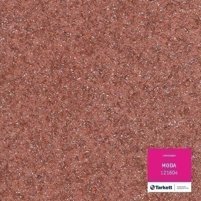 Линолеум Tarkett (Таркет) Moda 1216 04 Красный