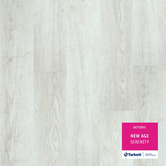 Плитка ПВХ Таркет (Tarkett Art Vinyl) Арт Винил NEW AGE SERENITY планка 152х914