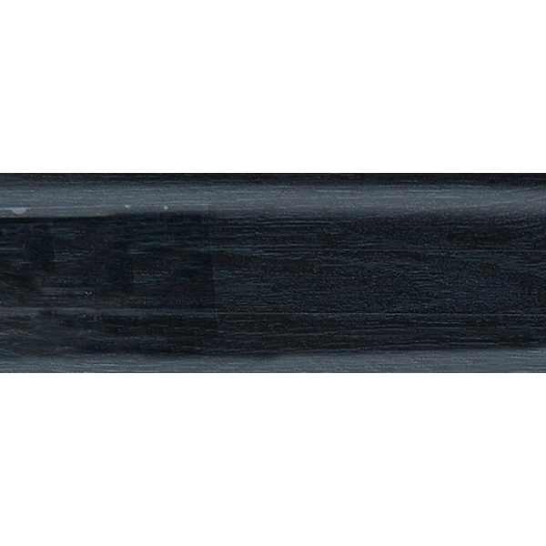 Плинтус 575 Дуб Черный (Vox Flex)
