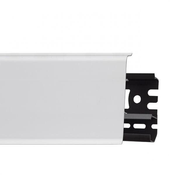 Плинтус Arbiton INDO (Арбитон Индо) 40 Белый Мат