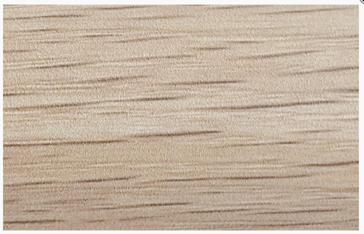 Порог Пластал А4 (60мм) Дуб беленый (с отверстиями)