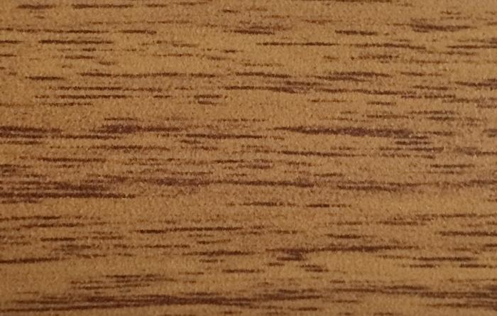 Порог Пластал А39 (39мм)   Дуб деревенский (с отверстиями)