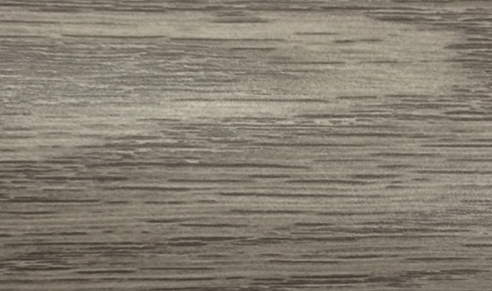 Порог Пластал А10 (100мм) Дуб пепельный (с отверстиями)