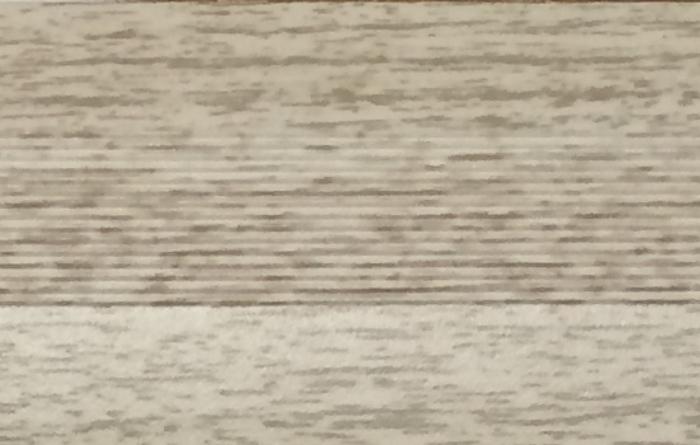 Порог Пластал А39 (39мм)   Дуб венеция (с отверстиями)