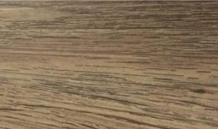 Порог Пластал А30 (30мм) Дуб венский (с отверстиями)
