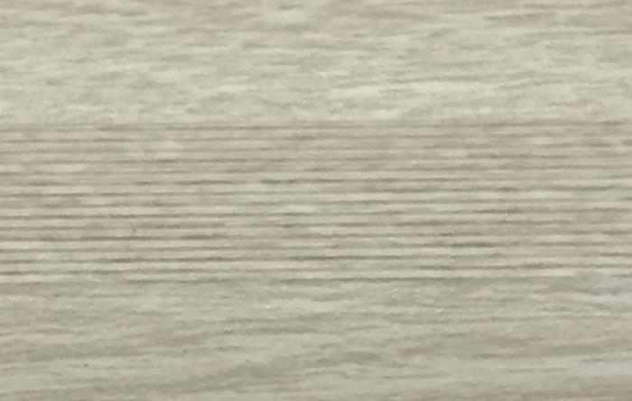 Порог Пластал А4 (60мм) Ясень беленый (с отверстиями)