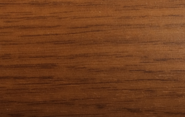 Порог Пластал А30 (30мм) Дуб золотой (с отверстиями)