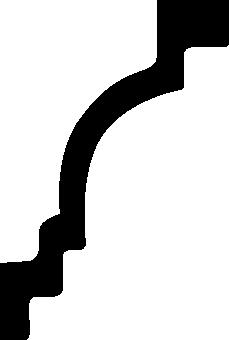 Карниз Европласт 1.50.249 изображение 3