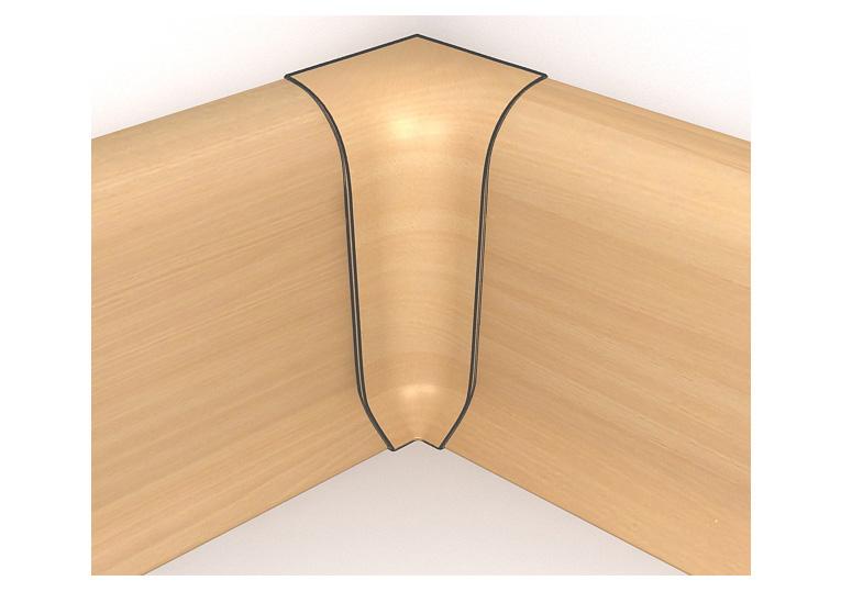 Плинтус Rico Leo 176 Венге (Рико Лео - 56мм) изображение 4