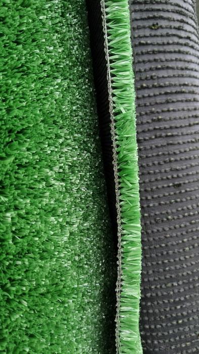 Декоративная искусственная трава Green 100 (Ширина 2 метра) изображение 3