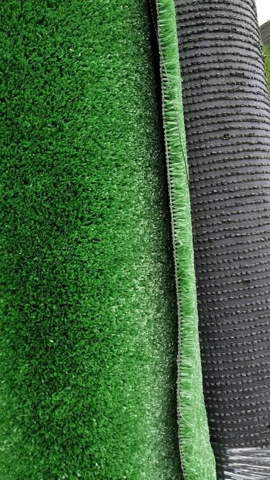 Декоративная искусственная трава Green 100 (Ширина 2 метра) изображение 4